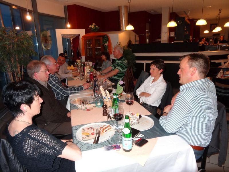 Absenden Lupi 2012/2013