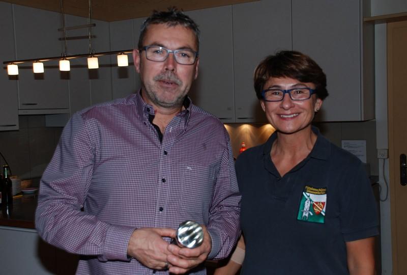 Verbandswettschiessen - Überragender Sieger Stephan Frei